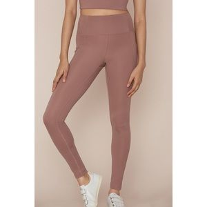 Girlfriend Collective Legging - Rose Quartz